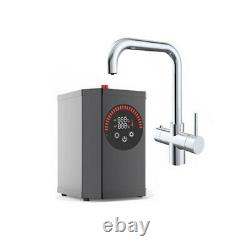 3 in 1 Instant Boiling Water Kitchen Tap & Tank Filtered Hot Water