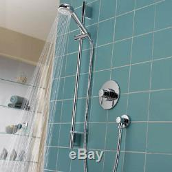 Aqualisa Siren SL Concealed Mixer Shower Thermostatic Chrome 4 Spray SRN001CA