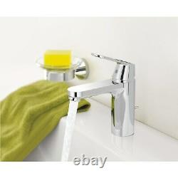 Grohe Eurosmart Cosmopolitan M-Size Basin Mixer Tap with Pop-up Waste 23325000