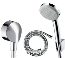 HANSGROHE LOGIS Concealed Shower Mixer Kit with Slim Rainfall Head Complete Set