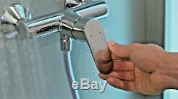 Hansgrohe Focus Single Lever Shower Mixer Modern Exposed Wall Mounted 31960000