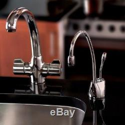 Insinkerator ISE Chrome Steaming Hot Kitchen Sink Kettle Tap & Tank GN1100C