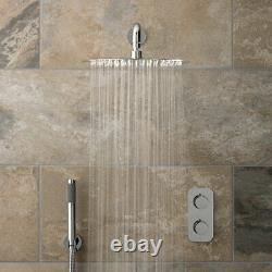 VADO ALTITUDE TABLET 2 OUTLET THERMOSTATIC SHOWER KIT WITH 300MM HEAD £1130rrp